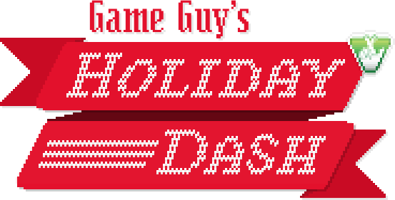 Game Guy's Holiday Dash Logo
